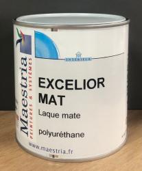 LAQUE MAT TEINTE 0,5L EXCELIOR